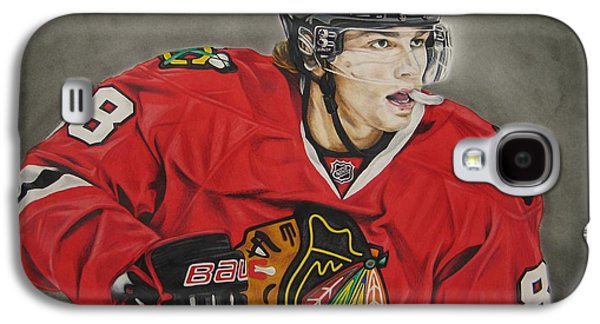 Stitch Galaxy S4 Cases - Patrick Kane Galaxy S4 Case by Brian Schuster