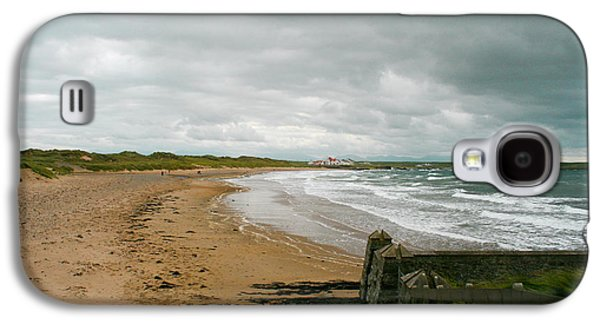 Beach Landscape Galaxy S4 Cases - Peace Galaxy S4 Case by Nomad Art And  Design