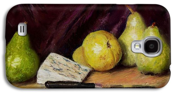 Jack Skinner Galaxy S4 Cases - Pears and Cheese Galaxy S4 Case by Jack Skinner