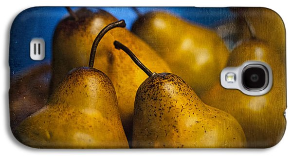 """indoor"" Still Life Photographs Galaxy S4 Cases - Pears Waiting Galaxy S4 Case by Scott Norris"