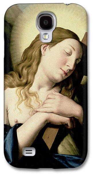 Penitent Magdalene Galaxy S4 Case by Il Sassoferrato