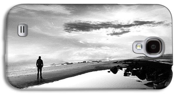 B Galaxy S4 Cases - Per Sempre Galaxy S4 Case by Photodream Art