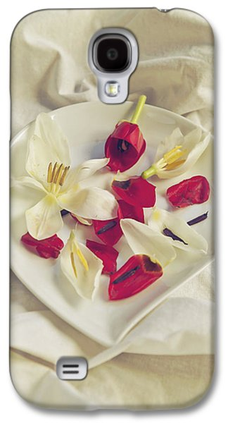 Torn Galaxy S4 Cases - Petals Galaxy S4 Case by Joana Kruse