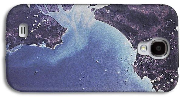 Phytoplankton Photographs Galaxy S4 Cases - Phytoplankton Or Algal Bloom Galaxy S4 Case by Nasa