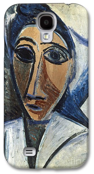1907 Galaxy S4 Cases - Picasso: Woman, 1907 Galaxy S4 Case by Granger