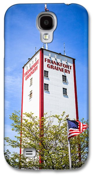 2009 Galaxy S4 Cases - Picture of Frankfort Grainery in Frankfort Illinois Galaxy S4 Case by Paul Velgos