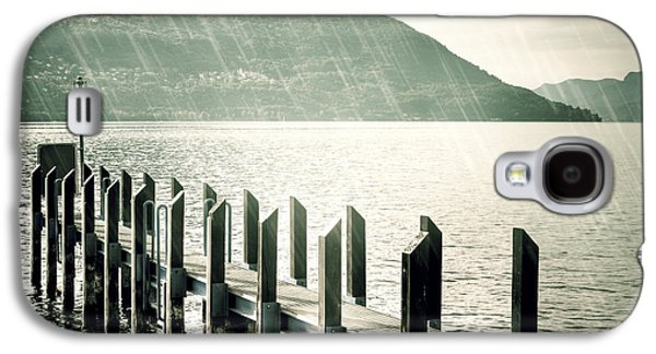 Pier Galaxy S4 Case by Joana Kruse