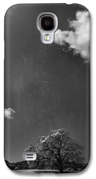 Alone Digital Art Galaxy S4 Cases - Places We Remember Galaxy S4 Case by Laurie Search