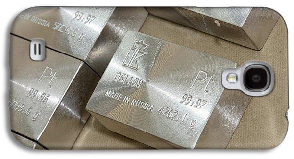 Platinum Bars Galaxy S4 Case by Ria Novosti