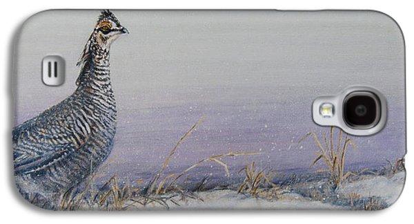 Prairie Galaxy S4 Cases - Plum Skies on The Prairie Galaxy S4 Case by Rob Dreyer AFC