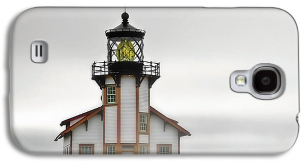 Coast Highway One Galaxy S4 Cases - Point Cabrillo Light Station - Mendocino CA Galaxy S4 Case by Christine Till