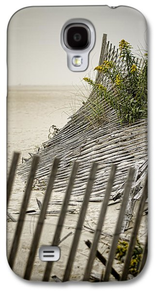 Weed Line Galaxy S4 Cases - Point Pleasant Beach Galaxy S4 Case by Heather Applegate