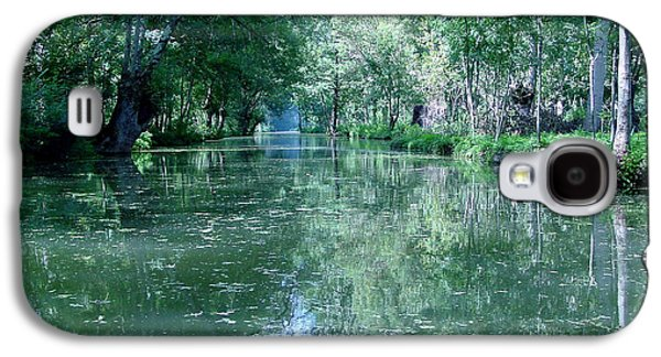 Fens Galaxy S4 Cases - Poitevin Marsh Galaxy S4 Case by Poitevin Marsh