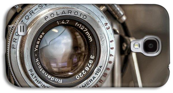 Aperture Photographs Galaxy S4 Cases - Polaroid Pathfinder Galaxy S4 Case by Scott Norris