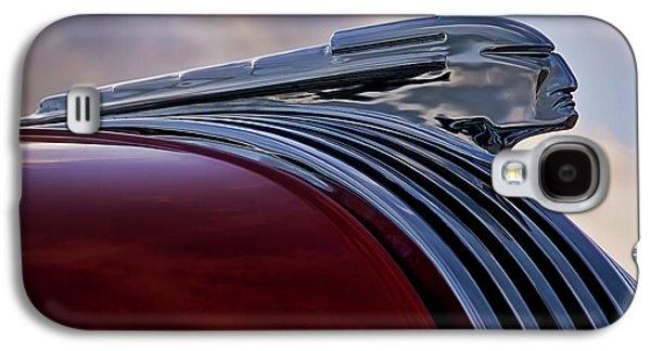 Copper Galaxy S4 Cases - Pontiac Chief Galaxy S4 Case by Douglas Pittman