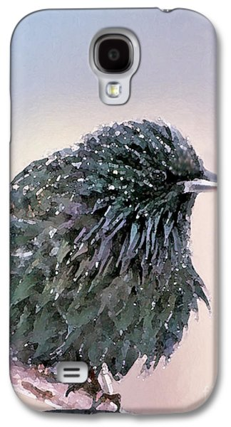 Poor Decision Galaxy S4 Case by Betty LaRue