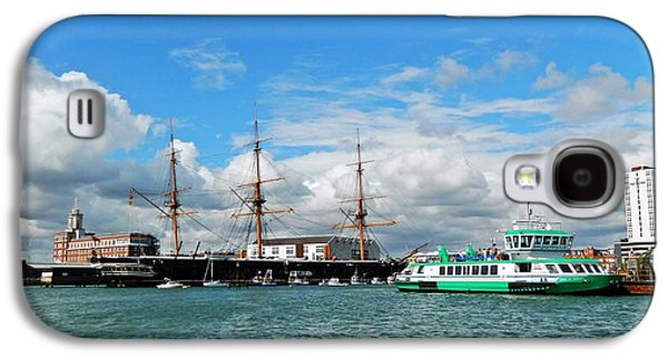 Old Relics Galaxy S4 Cases - Portsmouths historic dockyard Galaxy S4 Case by Sharon Lisa Clarke