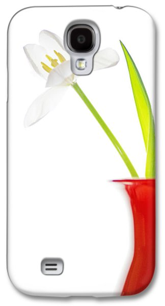 Posed Photographs Galaxy S4 Cases - Posing Galaxy S4 Case by Rebecca Cozart