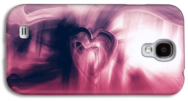 Postcard Galaxy S4 Case by Linda Sannuti