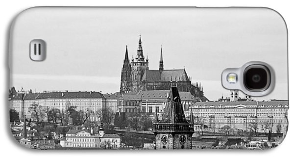 Prague - City Of A Hundred Spires Galaxy S4 Case by Christine Till