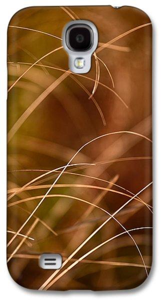 Prairie Galaxy S4 Cases - Prairie Grasses Number 4 Galaxy S4 Case by Steve Gadomski