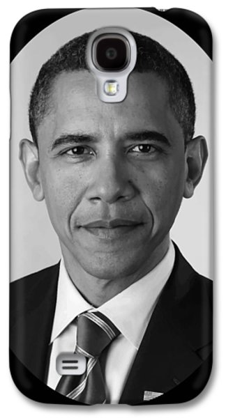 Hope And Change Galaxy S4 Cases - President Barack Obama Galaxy S4 Case by War Is Hell Store