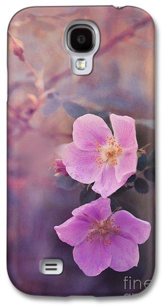 Prickly Rose Galaxy S4 Case by Priska Wettstein