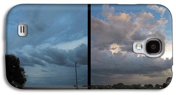 Religious Digital Art Galaxy S4 Cases - Purgatory Galaxy S4 Case by James W Johnson