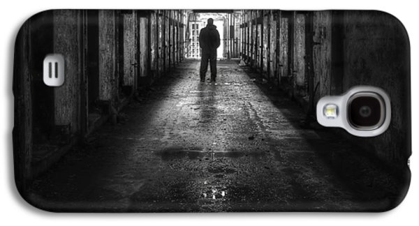 Jail Galaxy S4 Cases - Put My Name On The Walk Of Shame Galaxy S4 Case by Evelina Kremsdorf