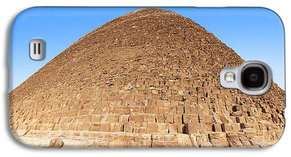 Pharaoh Galaxy S4 Cases - Pyramid Giza. Galaxy S4 Case by Jane Rix