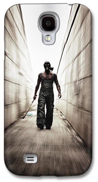 Raging Galaxy S4 Cases - Rage Galaxy S4 Case by Stylianos Kleanthous