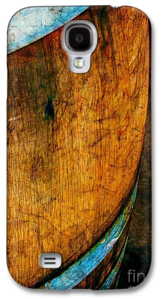 Rain Barrel Galaxy S4 Case by Judi Bagwell