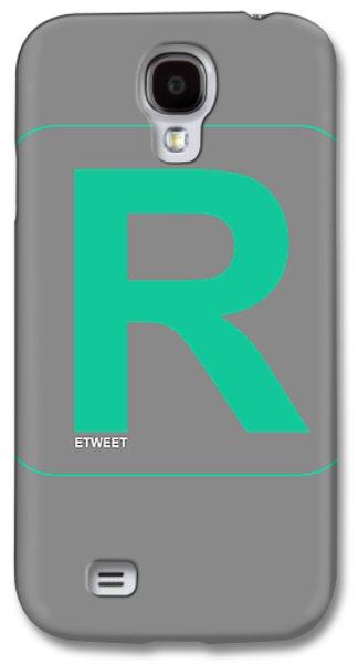 Social Galaxy S4 Cases - Re Tweet Poster Galaxy S4 Case by Naxart Studio