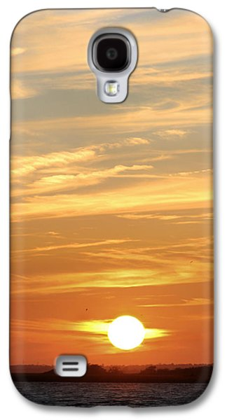 Water Scene Galaxy S4 Cases - Reach for the Sky 6 Galaxy S4 Case by Mike McGlothlen