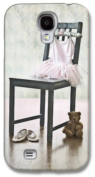 Dance Ballet Roses Galaxy S4 Cases - Ready For Ballet Lessons Galaxy S4 Case by Joana Kruse