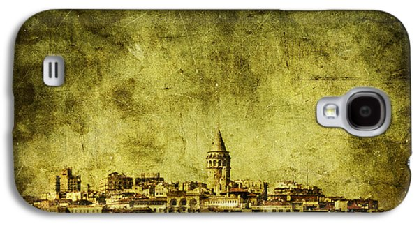 Istanbul Galaxy S4 Cases - Recollection Galaxy S4 Case by Andrew Paranavitana