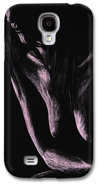 Fine Art Pastels Galaxy S4 Cases - Recollections Galaxy S4 Case by Richard Young