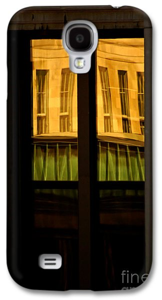 Aimelle Photographs Galaxy S4 Cases - Rectangular Reflection Galaxy S4 Case by Aimelle