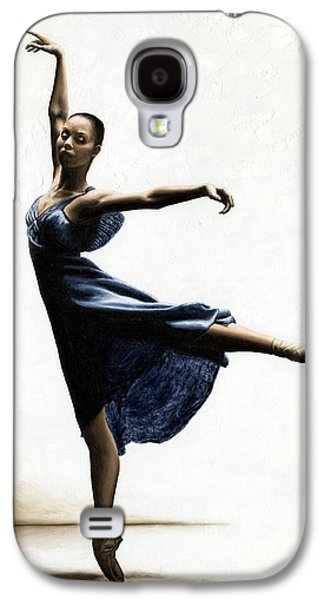 Ballerinas Galaxy S4 Cases - Refined Grace Galaxy S4 Case by Richard Young