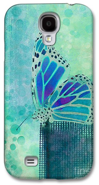 Reve De Papillon - S02b Galaxy S4 Case by Variance Collections