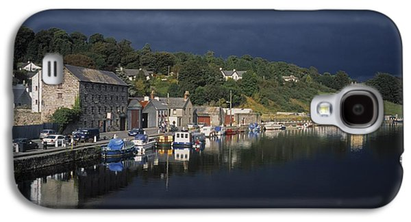 Old Roadway Galaxy S4 Cases - River Barrow, Graiguenamanagh, Co Galaxy S4 Case by The Irish Image Collection