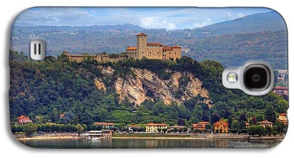 Castle Photographs Galaxy S4 Cases - Rocca Borromeo di Angera Galaxy S4 Case by Joana Kruse