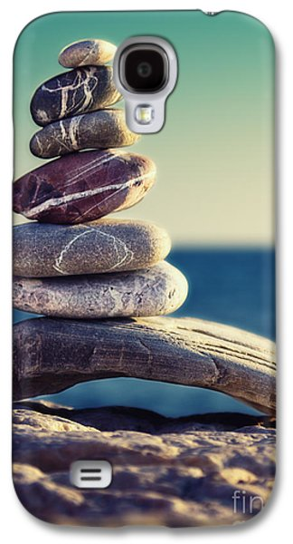 Stone Buildings Galaxy S4 Cases - Rock Energy Galaxy S4 Case by Stylianos Kleanthous