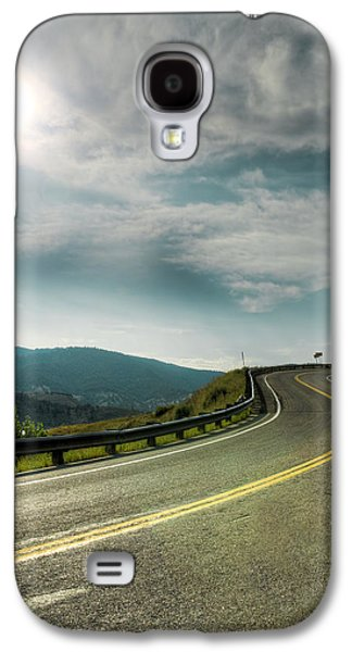 Fort Collins Galaxy S4 Cases - Rockys Spillway Galaxy S4 Case by Ray Devlin