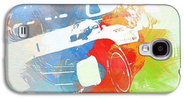 Rubens Baricello Galaxy S4 Case by Naxart Studio
