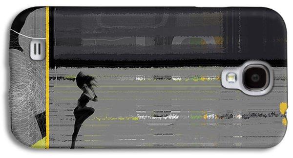Run Galaxy S4 Case by Naxart Studio