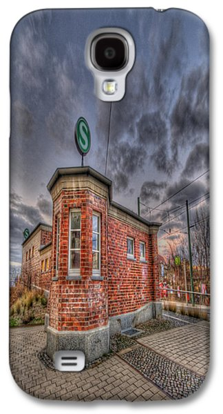 Bahn Galaxy S4 Cases - S bahn eck Galaxy S4 Case by Nathan Wright