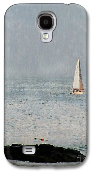Original Art Photographs Galaxy S4 Cases - Sail Away Galaxy S4 Case by Colleen Kammerer
