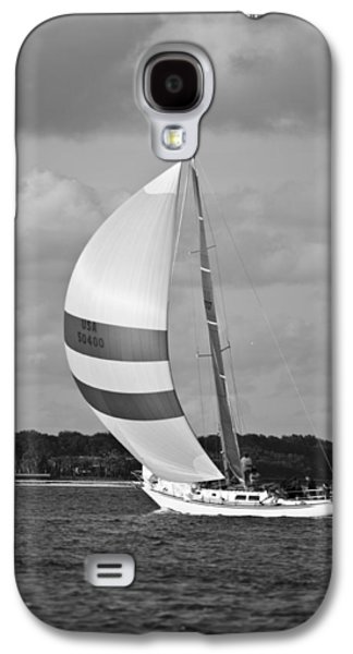 Sail Galaxy S4 Cases - Sail Power Galaxy S4 Case by Dustin K Ryan