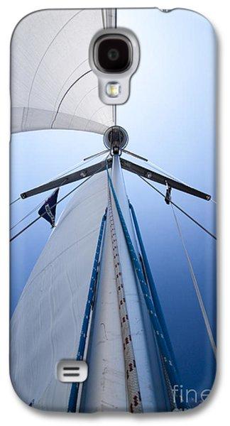Sailing Galaxy S4 Cases - Sailing Galaxy S4 Case by Dustin K Ryan